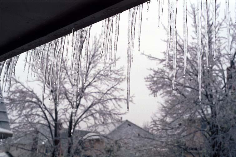 Hodgman Kansas City Ice Storm January 2002